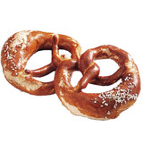 The Taste of Germany Bavarian Soft Pretzels, 4oz., 10 pc., handmade and frozen