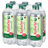 "Rosbacher ""Naturell"" Original German Mineral Water, Still, 6 x 16.8 fl oz"