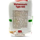Kathi Wheat Flour Type 405 Description
