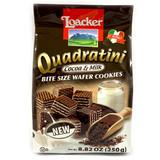 Loacker Quadratini Cocoa & Milk