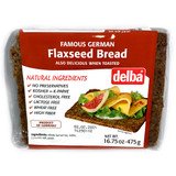 Delba Famous German Flaxseed Bread