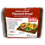 Delba Famous German Flaxseed Bread