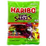 Haribo Twin Snakes Gummies
