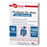 Dr. Wolz Probiotic Ultra Strength, Dietary Supplement, 40 Capsules