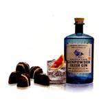 Butlers Irish Drumshanbo Gun Powder Gin Milk Chocolate Truffles Box, 4.4 oz/cs 12