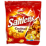 "Lorenz ""Cocktail Mix"" Savory Snacks in Bag 6.3 oz"