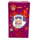 "Teekanne ""Calm and Relax"" Organic Herbal and Fruit Tea Mix, 20 bags"