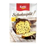 "Kathi German ""Schokosplit"" Chocolate Chip Pound Cake with Cocoa Glaze Baking Mix 15.9 oz"