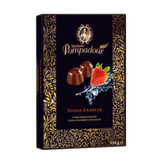 Halloren Madame Pompadour Vodka Strawberry Chocolate Pralines 5.3oz