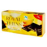 Halloren Royal Thins with Mango Cream in Dark Chocolate 7.0 oz