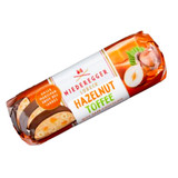 Niederegger Hazelnut Toffee Dark Chocolate Covered Marzipan Loaf 4.4 oz