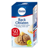 Kuechle Oblaten Round Baking Wafers 50mm 1.29 oz