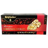 Schluender Traditional Marzipan Christ Stollen in Gift Box 26.4 oz