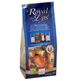 """Abtey """"Royal des Lys"""" French Cognac and Whiskey Pralines, in bag, 6.35 oz"""