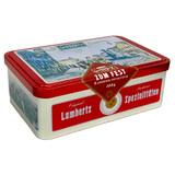 "Lambertz ""Zum Fest"" Assorted Gingerbreads in Christmas Tin, 10.6 oz"
