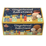 Wicklein Original Nuremberg Gingerbread Assortment in Large Gift Box, 21 oz.