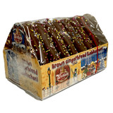 Wicklein Chocolate Gingerbread Hearts with Sprinkles, in gift pack 7.6 oz