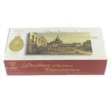 Kreutzkamm Original Dresden Stollen in red gift box, 35.3 oz (1000g)