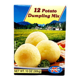 Dr. Knoll 12 German Potato Dumplings Mix in Box 11 oz.
