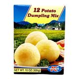 Dr. Knoll 12 German Potato Dumplings Mix in Box 11 oz.