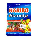 "Haribo ""Starmix"" Top Seller Gummy Candy Selection - 5 oz."