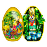 Windel Hazelnut Milk Chocolate Candies in Traditional Easter Egg Tin, 3.6 oz