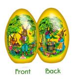 Windel Hazelnut Milk Chocolate Candies in Traditional Easter Egg Tin, 3.6 oz