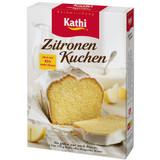 Kathi German Lemon Pound Cake with Lemon Glaze Baking Mix 15.9 oz