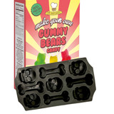"Mr Candy Baker Make Your Own Pirate ""Skulls and Bones"" Gummies"