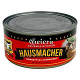 Geiers Hausmacher Coarse Liver Pate in Tin 6.5 oz.