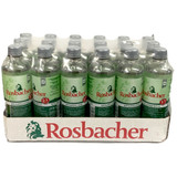 Rosbacher Naturell German Mineral Water, Sparkling, 18 x 16.9 oz