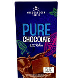 "Niederegger ""Pure "" Premium German Milk Chocolate, 42% cocoa, 3.5 oz"