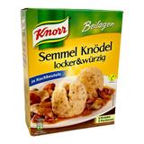 Knorr Traditional Austrian Bread Dumplings Boil in Bag 7 oz