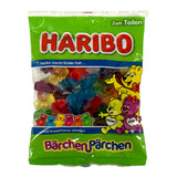 Haribo Gummy Bear Pairs, Sweet and Sour, 6.2 oz