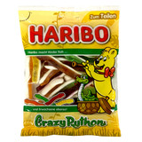 "Haribo ""Crazy Python"" Gummy and Marshmallow Candy, 7 oz"