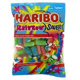 """Haribo """"Rainbow Fizz"""" Sour Candy Sticks, 7 oz"""