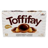 Toffifay Whole Hazelnut in Caramel, 12 pack, 3.5oz
