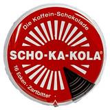 Scho-ka-kola Dark Chocolate Slices with Caffeine in Gift Tin, 3.5 oz