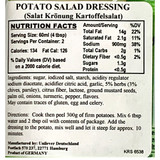 "Knorr ""Salatkrönung"" German Potato Salad Dressing, 5 pack, 2oz"