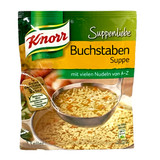 "Knorr ""Suppenliebe"" Alphabet Noodle Soup, 2.9 oz"