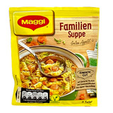 "Maggi ""Familiensuppe"" Vegetable Noodle Soup - 3.5 oz."