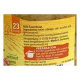 Hengstenberg Authentic German Sauerkraut, 24 oz