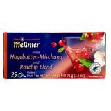 Messmer German Rosehip Blackberry Tea Mix, 25 ct., 2.6 oz