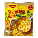 """Maggi """"Sternchensuppe"""" Star SHaped Noodle Soup Mix, 3.5 oz"""