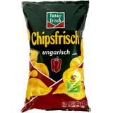 "Funny Frisch ""Chips Frish"" Potato Chips with Paprika, 6.2 oz"