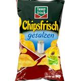 "Funny Frisch ""Chips Frish"" Potato Chips, lightly salted, 6.2 oz"