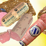 The Taste of Germany Liverwurst Spread & Whole Grain Bread Assortment