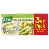 Knorr Sauce Cube, Hollandaise Sauce Mix, 3 x 0.8 oz.