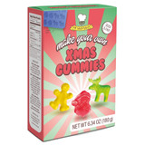Mr Candy Baker Make Your Own Xmas Gummy Candy Kit - 6.4 oz