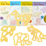 Alb Gold Organic Kids Pasta with Animal Shapes, 4 pack, 42 oz.